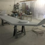Crescent 145 radar wing